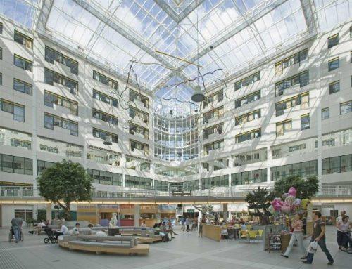 Hoe nudging in publieke gebouwen wordt toegepast.